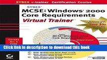 Download  MCSE: Windows 2000 Core Requirements e-trainer  {Free Books|Online