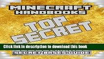 [Download] Minecraft (Essential Secret Bases - Unofficial Minecraft Golden Handbooks (Minecraft