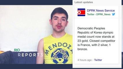 North Korea gets 23 gold medals!