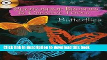 Ebook Photoshop Brushes   Creative Tools: Butterflies (Electronic Clip Art Photoshop Brushes) Full
