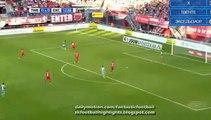 Kevin Vermeulen Goal HD - Twente 0-1 Excelsior 06.08.2016 HD