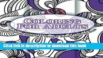 Ebook Coloring For Adults Advanced Patterns   Designs Square Coloring Book (Beautiful Patterns