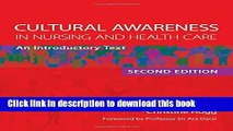 Ebook Cultural Awareness in Nursing and Health Care, Second Edition: An Introductory Text Full