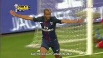 2-0 Lucas Moura Goal HD - Paris Saint Germain 2-0 Lyon 06.08.2016 HD
