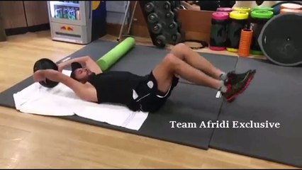 Team Afridi Exclusive