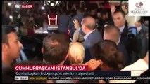 Cumhurbaşkanı Erdoğan konuştu, Bilal Erdoğan Hoparlör tuttu