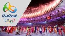 Rio 2016 Opening Ceremony Highlights   Rio de Janeiro Brazil 2016 Olympic Games