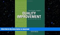FAVORIT BOOK The Public Health Quality Improvement Handbook READ EBOOK