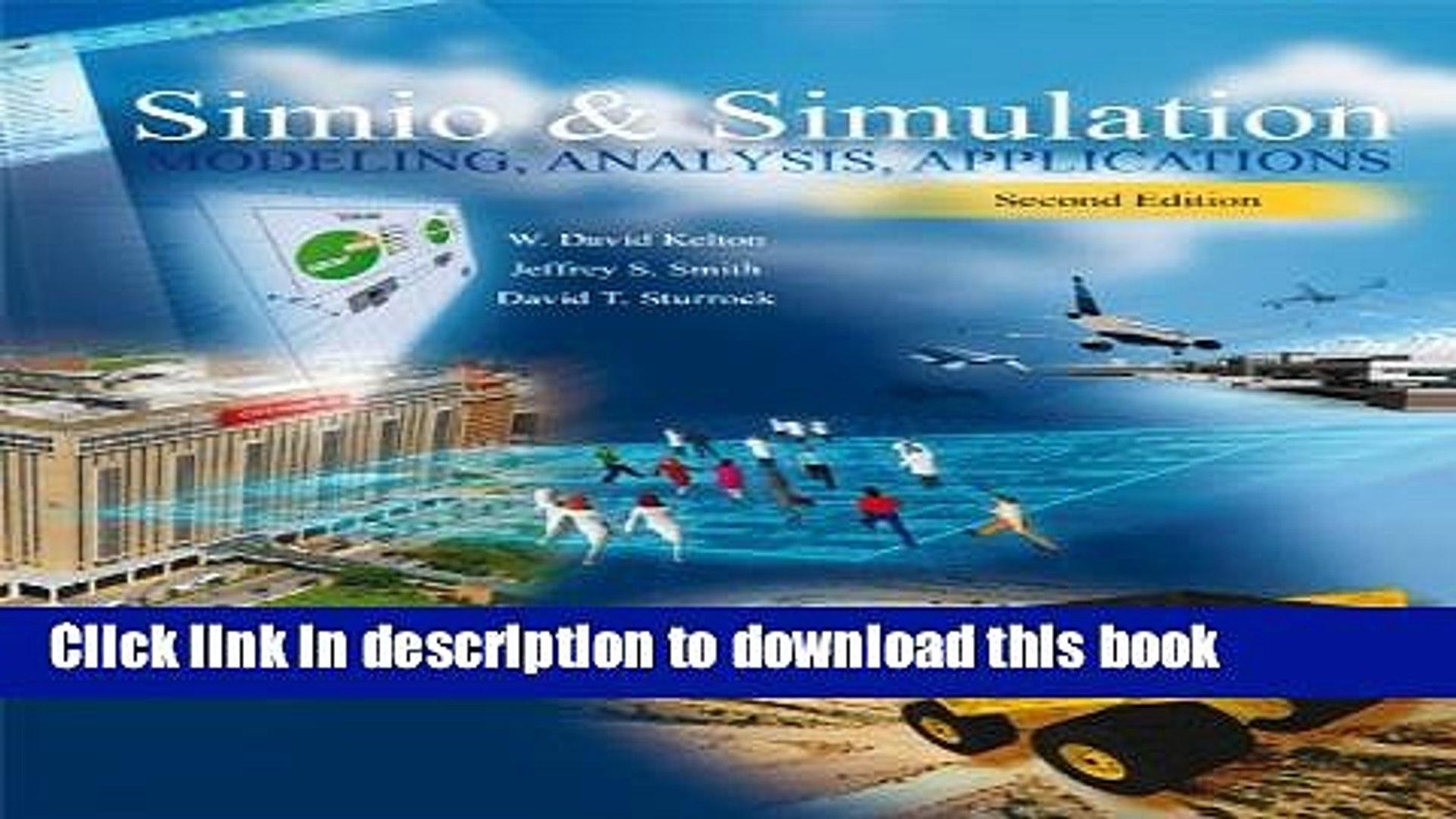 Ebook LSC  (UNIV OF CINCINNATI CINCINNATI) Simio and Simulation:   Modeling, Analysis,