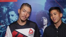 Teruto Ishihara sends a message to division with exciting finish, also has a message for his special fans