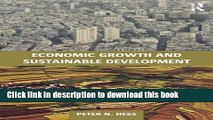Books Economic Growth and Sustainable Development Free Online