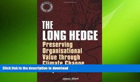 FAVORIT BOOK The Long Hedge: Preserving Organisational Value Through Climate Change Adaptation