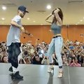 Russian Girl And Boy Dance,Super Dance! Super Performance!