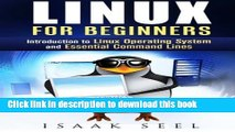 Read Linux: Learn Linux FAST: Including All Essential