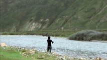 チベット長江イトウ釣り19回目 長江源流フライフィッシング