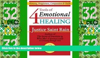 READ FREE FULL  4 Tools of Emotional Healing: Honesty, Forgiveness, Compassion   Faith (Love, Lust
