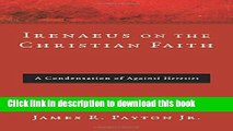 PDF Download) By Ben C Blackwell Christosis: Pauline Soteriology in