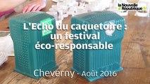 VIDEO (41). Cheverny : Le festival L'Echo du caquetoire mêle arts de la rue et écologie