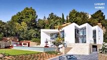 Unique Stylish Luxury Contemporary Villa Origami in Son Vida Mallorca Spain