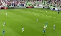 Hattrick Goal Eljero Elia Goal HD - Groningen 0-4 Feyenoord Rotterdam 07.08.2016