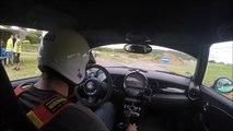 BMW Slalom CUP - Stehrodrom- Mini Cooper S 2016