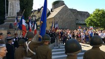 Mayenne Liberty festival. Commémoration de la libération du 7 août 1944