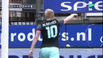Davy Klaassen Goal vs Sparta (0-1)