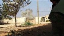 Syrien: Assad-Gegner verkünden Durchbruch in Aleppo - IS-Miliz aus Stadt Mendesch zurückgedrängt
