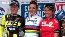 JO - Ferrand-Prévot, la princesse du vélo français
