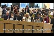 Schengen: No more passport checks without EU's agreement