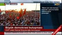 Kemal Kılıçdaroğlu: Tüm parti liderleri bu olaydan bir ders çıkarmalı