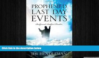 EBOOK ONLINE  Prophesied Last Day Events: Background Analysis/Timeline  DOWNLOAD ONLINE