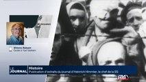 """""""Le journal intime d'Himmler va révéler des détails sur les rouages de la machine nazi"""""""
