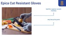 Best BlueFire Pro Heat Resistant Oven Gloves Grilling Welding Gloves -G Review