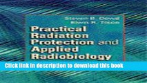 Books Practical Radiation Protection and Applied Radiobiology Full Online