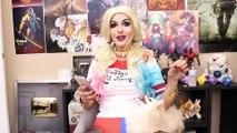 Ask Wolf +164 - Harley Quinn Cosplay, Killing Sausage