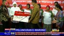 Mensos Khofifah Luncurkan E-Warung di Surabaya
