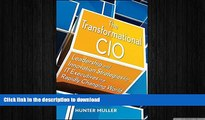 FAVORIT BOOK The Transformational CIO: Leadership and Innovation Strategies for IT Executives in a