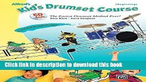 About For Books Alfred s Beginning Drumset Method (Alfred s Drumset