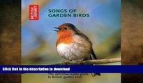 EBOOK ONLINE  Songs of Garden Birds (British Library - British Library Sound Archive)  DOWNLOAD