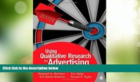Must Have PDF  Using Qualitative Research in Advertising: Strategies, Techniques, and