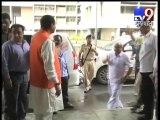 Gandhinagar - Vijay Rupani takes charge as Gujarat CM and NitinPatel as Deputy CM - Tv9 Gujarati