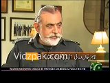 IG KPK Nasir Dorani reveals how he made KPK police professional police in 3 years only -  Watch Interview Of IG KPK