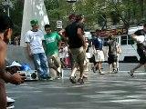 KO Crew, Street Breakdancing BBoys, Melbourne, Australia (20/02/2010)