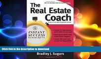 DOWNLOAD The Real Estate Coach (Instant Success Series) READ PDF BOOKS ONLINE