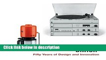 Download BRAUN--Fifty Years of Design and Innovation Ebook Online