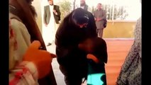 Six year old girl marry with 55 year old man.