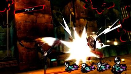 Persona 5 : Attaques de Makoto Nijima