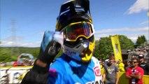 Adrénaline - VTT : La sixième étape de la coupe du monde de descente au Mont-Saint-Anne