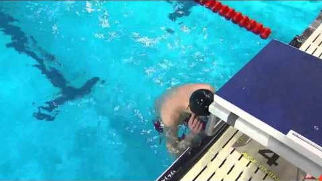 Men's 100m Butterfly S13 (S11-S13) | Heat 3 | 2016 IPC Swimming European Open Championships Funchal